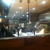 Photo taken at Mendocino Farms by Michael S. on 12/18/2012