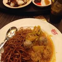Photo taken at Lotus Vegetarian Restaurant by BellaBelle L. on 3/1/2014
