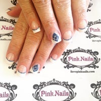 Photo taken at Pink Nails by Pink N. on 6/6/2015