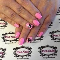 Photo taken at Pink Nails by Pink N. on 6/24/2015