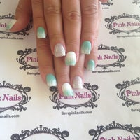 Photo taken at Pink Nails by Pink N. on 5/22/2015