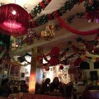Photo taken at Foam Café & Gallery by jjangmi on 12/20/2012