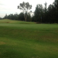 Photo taken at Arrayanes Country Club by Jimmy M. on 1/23/2013