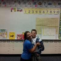 Photo taken at Hazelwood Elementary by Anne O. on 9/4/2013