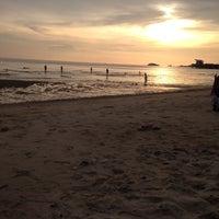 Photo taken at Port Dickson Beach by Kobii on 7/24/2016