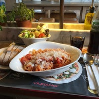 Photo taken at Vapiano by Da B. on 8/14/2016