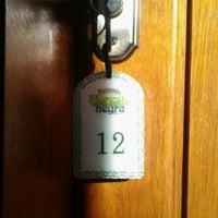 Photo taken at Pousada Floresta Negra by Cliquet D. on 10/17/2013