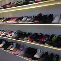 Photo taken at Sneaker U by Amanda on 3/8/2014