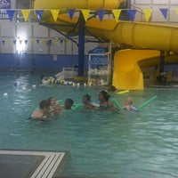 Photo taken at South City YMCA by Brittany F. on 6/11/2013
