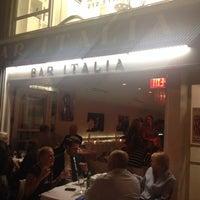 Photo taken at Bar Italia by Federico M. on 9/26/2013