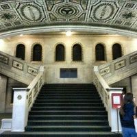 Photo taken at Chicago Cultural Center by Tony V. on 10/5/2012