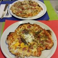 Photo taken at Pizzeria-Trattoria Vilaret by Mario P. on 8/23/2016