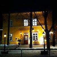 Photo taken at Café Skansen by Baard H. on 2/7/2013