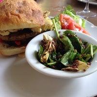 Photo taken at Hobo's Restaurant & Bar by Margarita K. on 10/5/2013