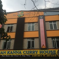 Photo taken at Kanna Curry House by pengemys j. on 5/15/2013