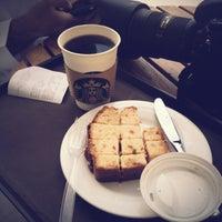 Photo taken at Starbucks by Aziz A. on 1/18/2013
