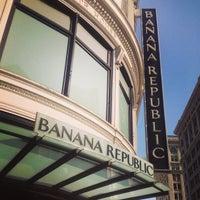 Photo taken at Banana Republic by River M. on 7/2/2013