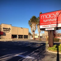 Macy s Furniture Store Department Store in San Mateo