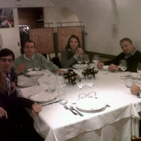 Photo taken at Checchino dal 1887 by Federico C. on 11/13/2012