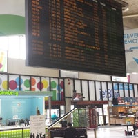 Photo taken at South Station Food Court by Martin A. on 5/15/2013