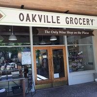 Photo taken at Oakville Grocery by Joan F. on 4/16/2016