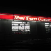 Photo taken at Main Street Laundry by Rachel H. on 1/8/2014