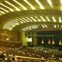 Photo taken at Sala Palatului by Robert M. on 10/3/2012