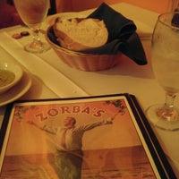 Photo taken at Zorba's Tavern by J L. on 9/13/2015