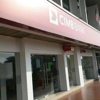 Photo taken at CIMB Bank by Aznan M. on 8/22/2014
