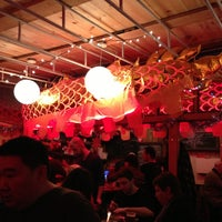 Photo taken at Mission Chinese Food by Diana on 12/26/2012