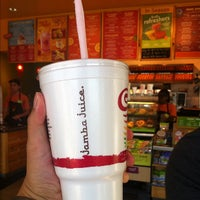 Photo taken at Jamba Juice by John S. on 9/18/2012