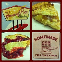 Photo taken at House of Pies by John S. on 12/29/2012