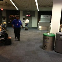 Photo taken at Gate B88 by Troy P. on 10/9/2013