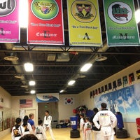 Photo taken at Lee's Taekwondo by Troy P. on 8/10/2013