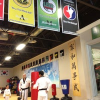 Photo taken at Lee's Taekwondo by Troy P. on 8/9/2013