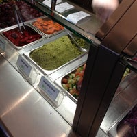 Photo taken at Maoz Vegetarian by Mike B. on 11/8/2012