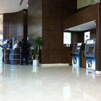 Photo taken at Al Jazira Bank . Head Office   بنك الجزيرة by Imad A. on 10/7/2012