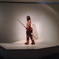 Photo taken at Südtiroler Archäologiemuseum by Alexander V. on 3/26/2014
