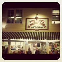 Photo taken at Floyd Country Store by David A. on 10/26/2012