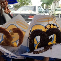 Photo taken at Auntie Anne's by Rini on 5/7/2016