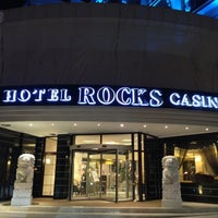 Photo taken at Rocks Hotel & Casino by Sinan B. on 3/30/2013