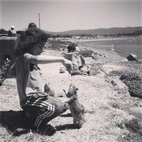 Photo taken at Beachfront Park by Juan R. on 6/30/2014