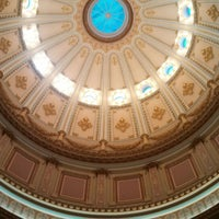 Photo taken at California State Capitol Building by Teenah on 5/9/2013
