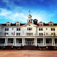 Photo taken at Stanley Hotel by Nick B. on 2/9/2013