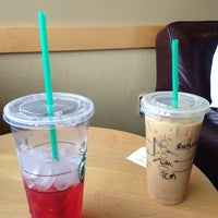 Photo taken at Starbucks by Anna A. on 8/28/2013