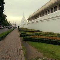 Photo taken at ประตูวิเศษไชยศรี by sanhawat a. on 7/10/2013