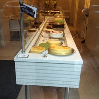Photo taken at Lady M Cake Boutique by Robert S. on 3/12/2013