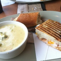 Photo taken at Panera Bread by Taylor K. on 1/7/2013