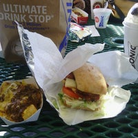 Photo taken at SONIC Drive In by Guillozoid T. on 5/10/2013