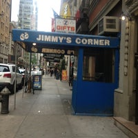 Photo taken at Jimmy's Corner by Jay F. on 6/23/2013